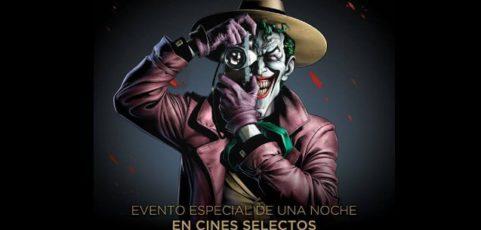 BATMAN: THE KILLING JOKE RECENSIONE