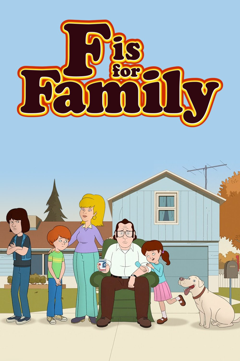 F IS FOR FAMILY RECENSIONE