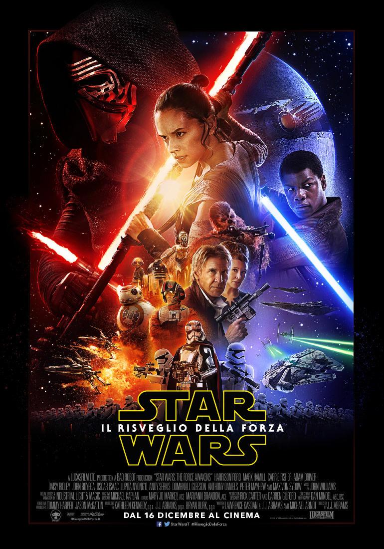 STAR WARS-IL RISVEGLIO DELLA FORZA RECENSIONE