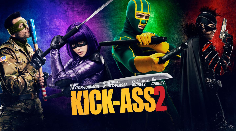 KICK-ASS 2 RECENSIONE
