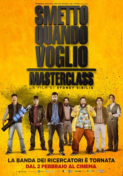 SMETTO QUANDO VOGLIO: MASTERCLASS RECENSIONE
