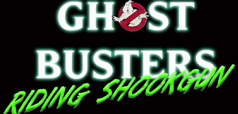 GHOSTBUSTERS-RIDING SHOOKGUN RECENSIONE